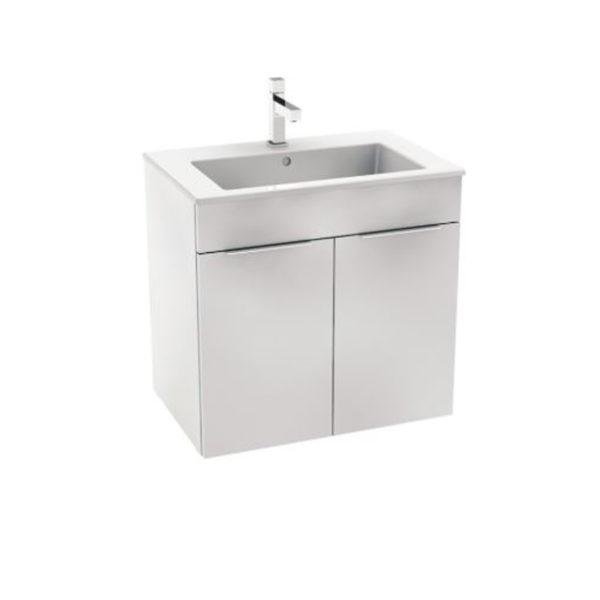 Rectangular Basin w/ cabinet