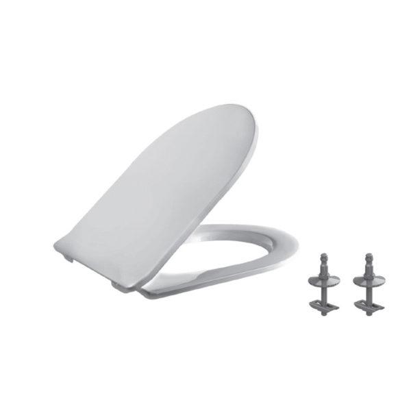 Toilet seat & cover (slim)