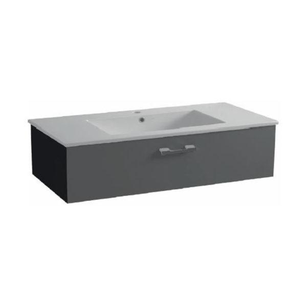Rectangular Basin w/ drawer