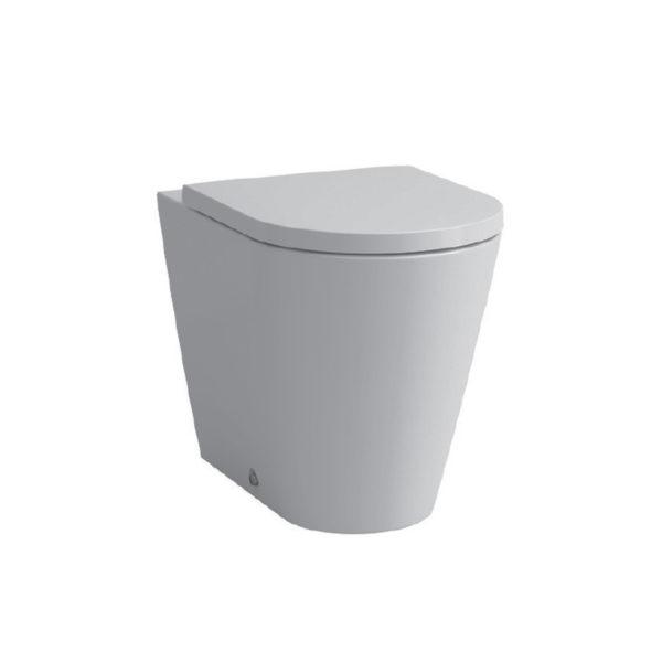 WC-Floor Standing-Rimless