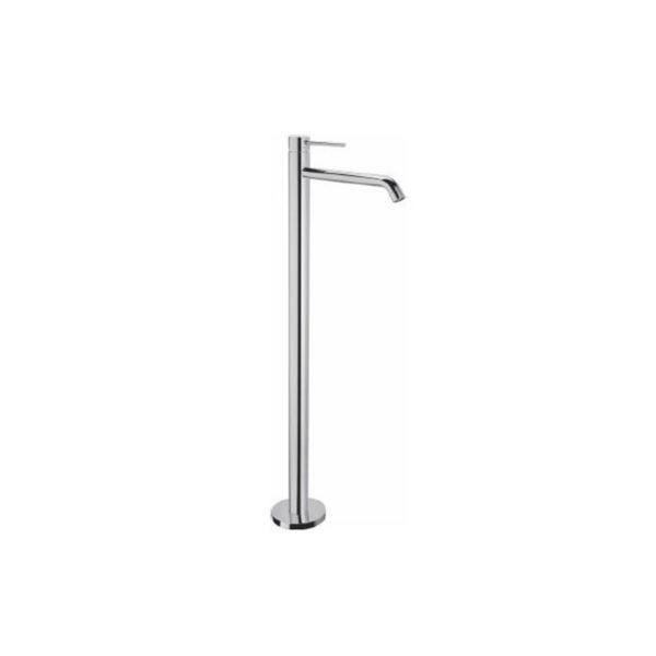 Floor standing washbasin mixer