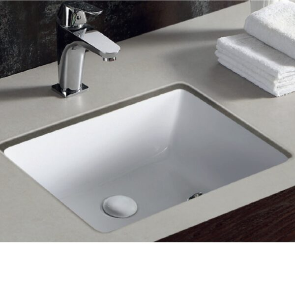 Washbasin-undercounter